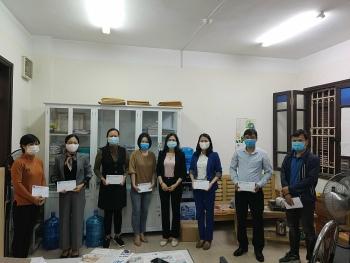 Liên đoàn Lao động huyện Sóc Sơn: Tích cực hỗ trợ người lao động bị ảnh hưởng Covid-19