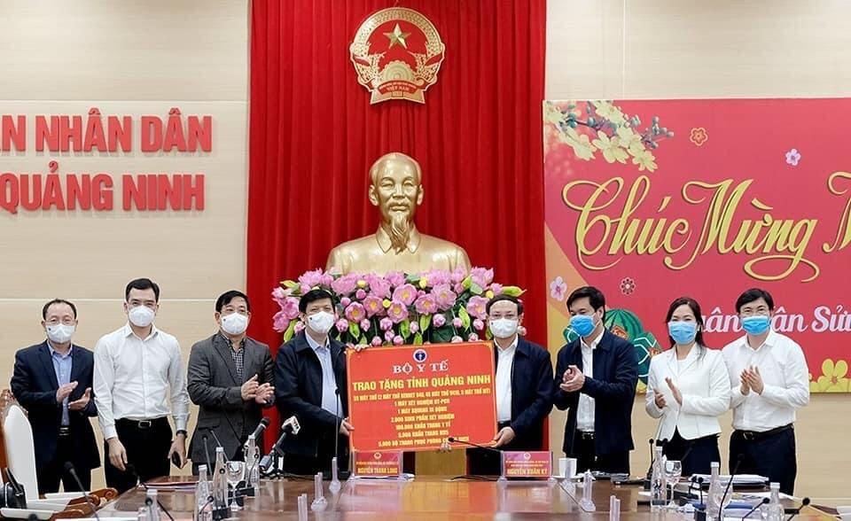 Người dân Quảng Ninh có thể yên tâm đón Tết trong trạng thái bình thường mới