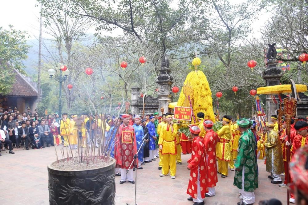 Huyện Sóc Sơn dừng tổ chức lễ hội phòng dịch Covid-19, đảm bảo an toàn cho nhân dân đón Tết