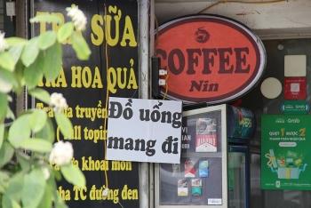 Chấp nhận đóng cửa phòng dịch, nhiều quán ở Hà Nội tìm cách kinh doanh online