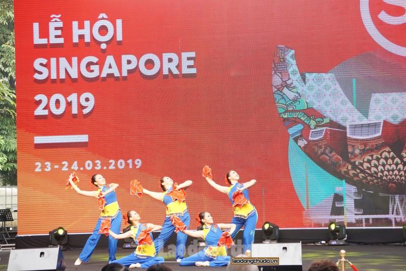 khai mac le hoi singapore 2019 lan dau tien duoc to chuc tai ha noi