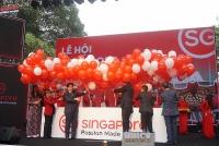 Khai mạc Lễ hội Singapore 2019 lần đầu tiên được tổ chức tại Hà Nội