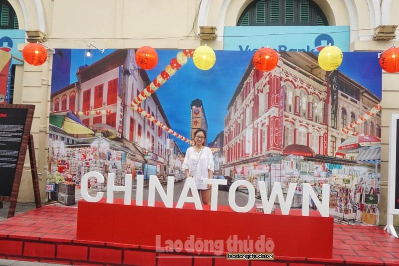 kham pha khong gian singapore giua long ha noi