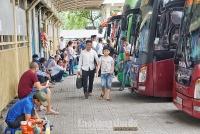 Hà Nội tăng cường hơn 2.000 lượt xe khách dịp Tết
