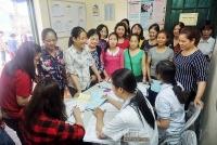 Quận Thanh Xuân: Nỗ lực vì chất lượng dân số