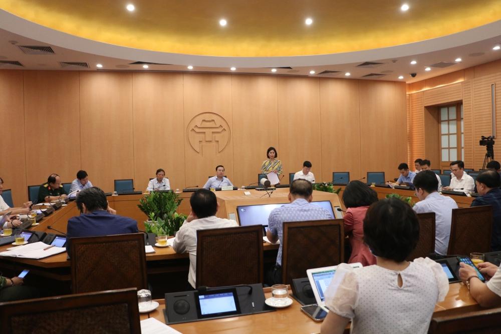 Hà Nội sẽ triển khai tiêm hơn 53.000 liều vắc xin Covid-19 đợt 2 trong tháng 4