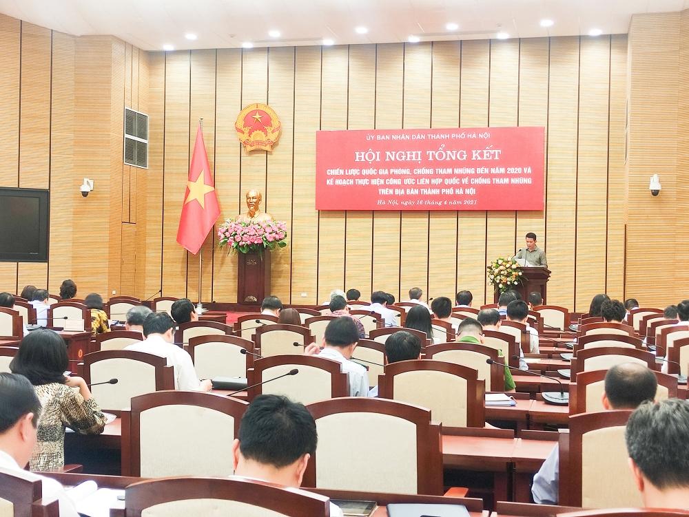 Hà Nội: Thu hồi hơn 7.600 tỷ đồng trong xét xử các vụ án tham nhũng