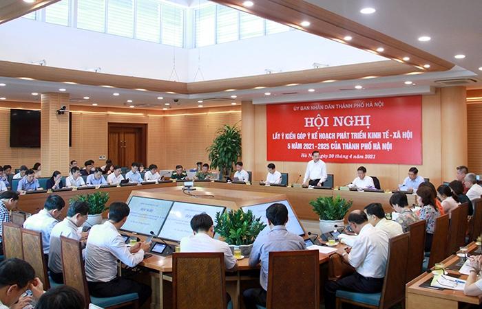 Hà Nội đặt mục tiêu GRDP bình quân đầu người đạt 8.300-8.500 USD giai đoạn 2021-2025