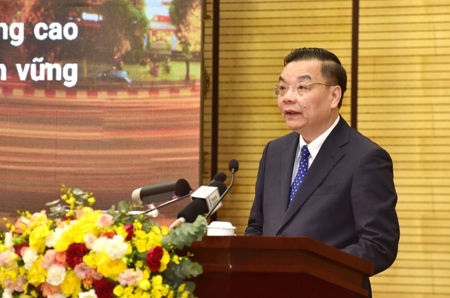 Hà Nội: Phấn đấu phủ kín quy hoạch phân khu đô thị