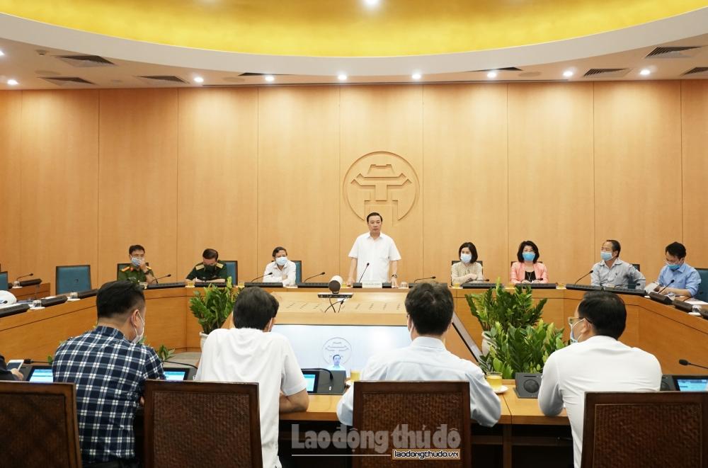Có F1 liên quan chùm ca bệnh ở Hà Nam, Hà Nội nâng cảnh báo bùng phát dịch lên mức cao nhất
