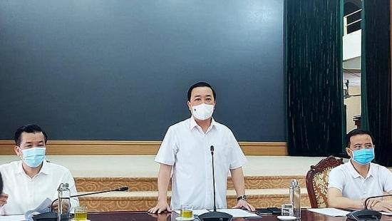 Hai công nhân Khu công nghiệp nghi mắc Covid-19, Hà Nội đề nghị khẩn trương truy vết khoanh vùng với 3 cấp độ