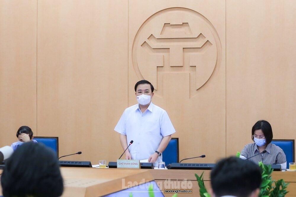 Hà Nội tạm dừng hoạt động trung tâm chiếu phim, phòng tập gym, cơ sở massage từ 0h ngày 5/5