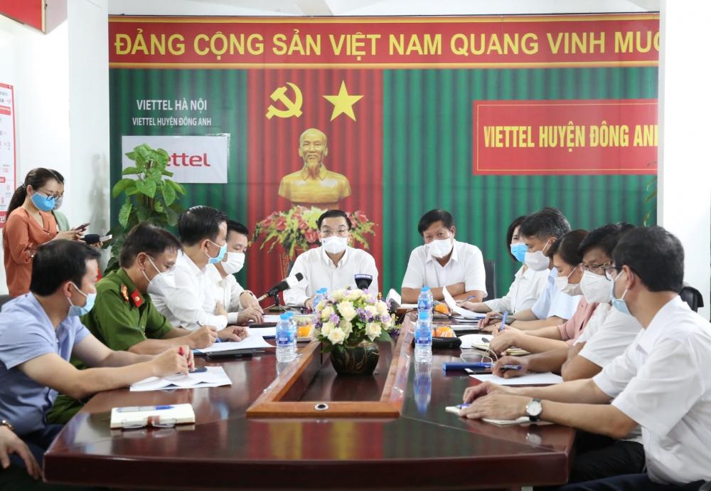 Hà Nội đảm bảo các điều kiện tốt nhất cho Bệnh viện Bệnh Nhiệt đới Trung ương trong thời gian cách ly