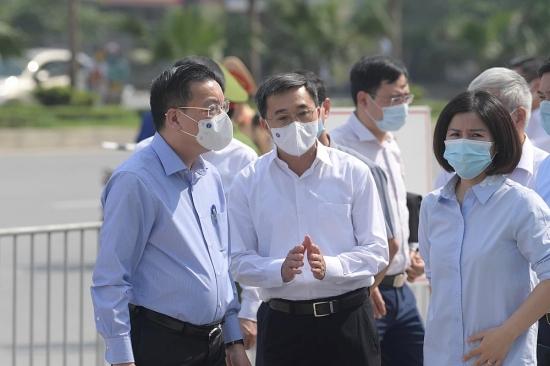 Hà Nội sẽ hỗ trợ hết sức để Bệnh viện K thực hiện tốt phong toả