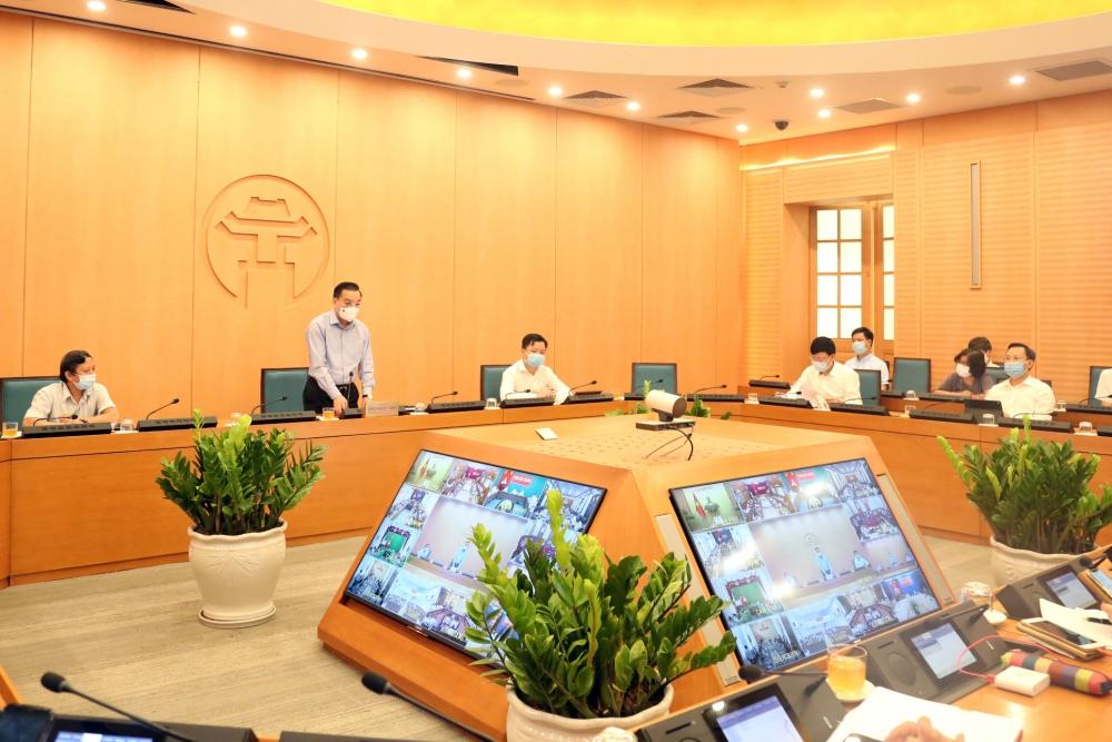 Hà Nội đề nghị nâng cao trách nhiệm giữa các địa phương để nhanh chóng dập dịch ở 2 bệnh viện lớn