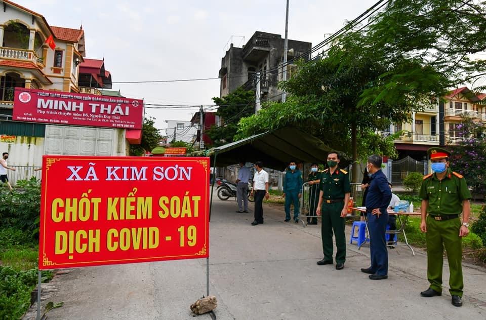 """Hà Nội: Thành lập các tổ công tác hỗ trợ địa phương đang """"nóng"""" về dịch bệnh"""