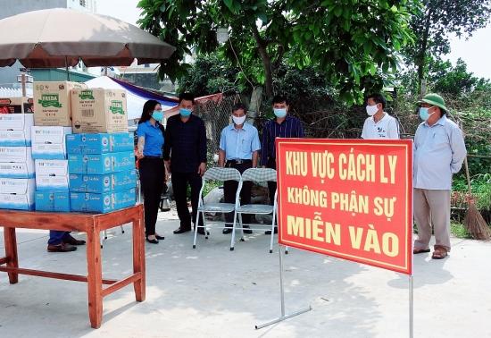 Kiện toàn 5 tổ công tác phòng, chống dịch Covid-19 của Liên đoàn Lao động thành phố Hà Nội