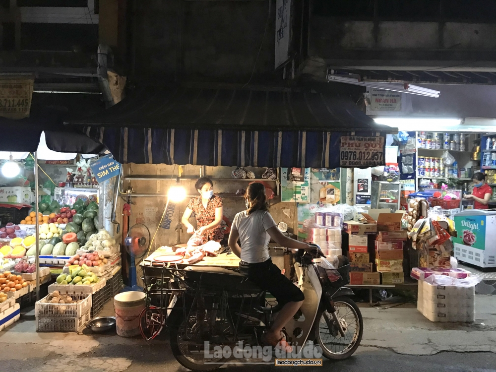 Nâng cao ý thức phòng, chống dịch Covid-19 tại trung tâm thương mại và chợ dân sinh