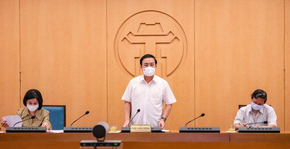 Hà Nội chuẩn bị sẵn sàng các phương án phòng, chống dịch cho ngày bầu cử