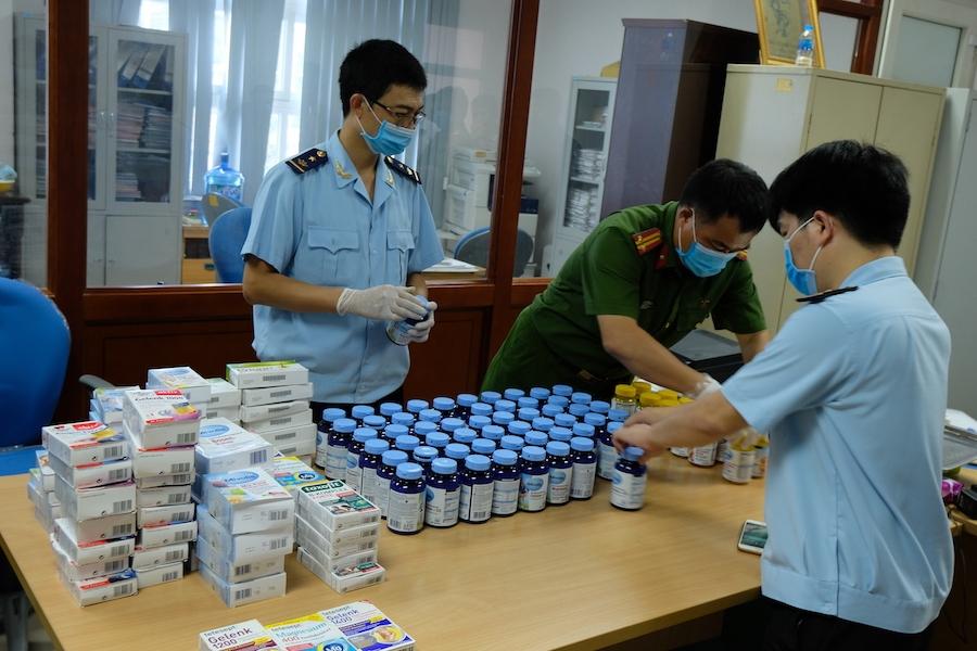 Hà Nội: Khen thưởng đột xuất cho 3 tập thể phá thành công chuyên án ma túy lớn