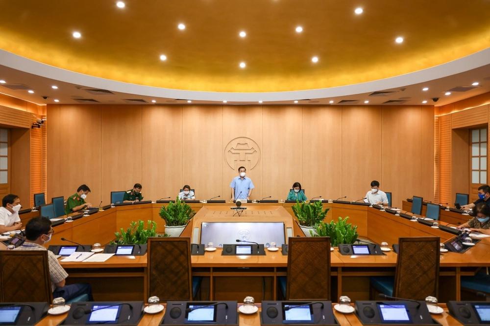 Hà Nội khuyến khích các cơ quan, đơn vị làm việc trực tuyến