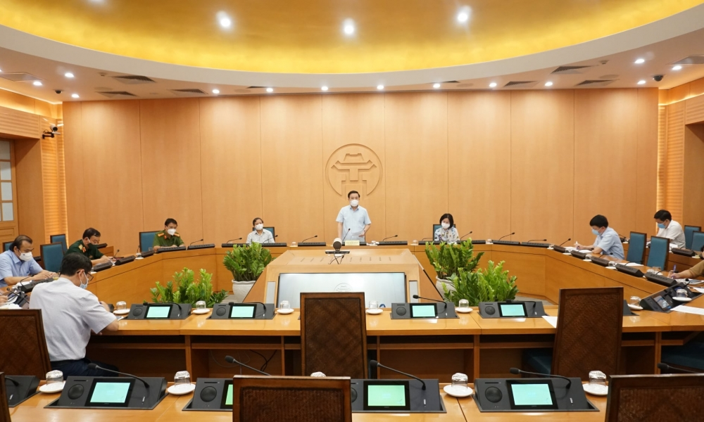 Kỳ thi tuyển sinh lớp 10 tại Hà Nội: Đảm bảo an toàn phòng dịch là yêu cầu cao nhất