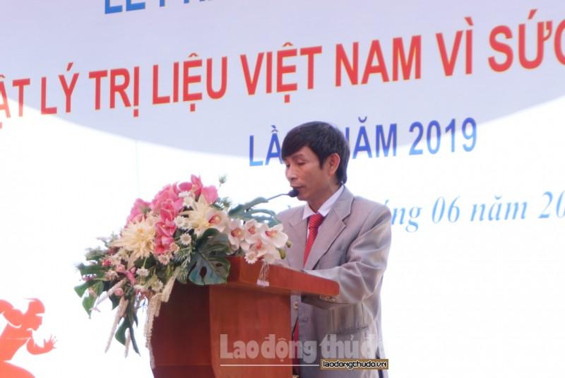 pha t do ng gia i chay nganh vat ly tri lieu viet nam vi suc khoe cong dong lan i nam 2019