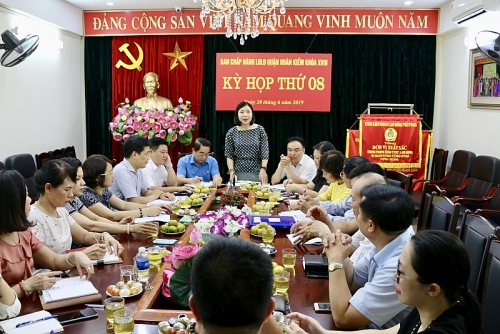 LĐLĐ quận Hoàn Kiếm: Nâng cao chất lượng đời sống văn hóa của cơ sở