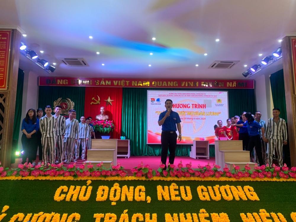500 pham nhan tham du chuong trinh thap sang uoc mo hoan luong