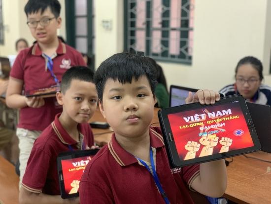 Hơn 500 thí sinh tranh tài tại hội thi Tin học trẻ thành phố Hà Nội