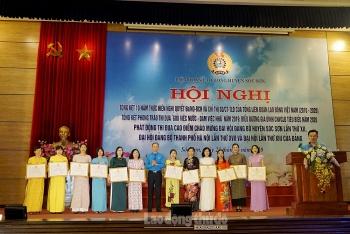 Huyện Sóc Sơn: Chú trọng xây dựng tổ chức Công đoàn vững mạnh