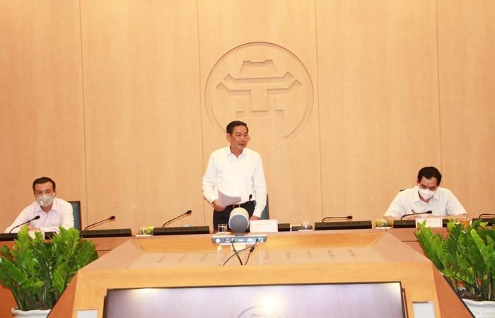 Bổ sung, đánh giá 3 nhóm nội dung trụ cột để xây dựng Luật Thủ đô
