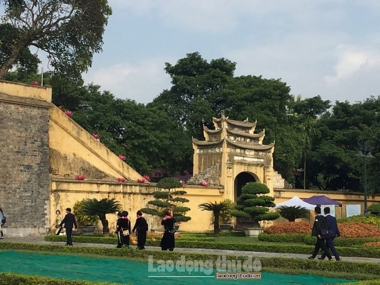 Nghiên cứu phương án tôn tạo, bảo tồn Hoàng thành Thăng long và di tích Cổ Loa