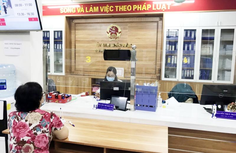 Hà Nội: Ban hành quy chế làm việc mẫu của Ủy ban nhân dân phường khi thí điểm mô hình chính quyền đô thị