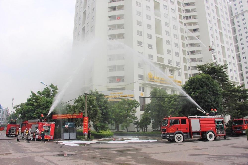 Kiên quyết xử lý dứt điểm các công trình vi phạm phòng cháy, chữa cháy