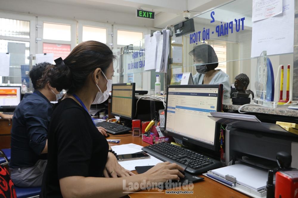 Từ 1/7, Ủy ban nhân dân phường ở Hà Nội làm việc theo chế độ thủ trưởng