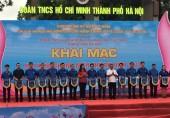 Khai mạc Hội khỏe Thanh niên Thủ đô 2018