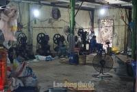 Không lưu trú qua đêm tại nhà xưởng để đảm bảo an toàn phòng cháy chữa cháy