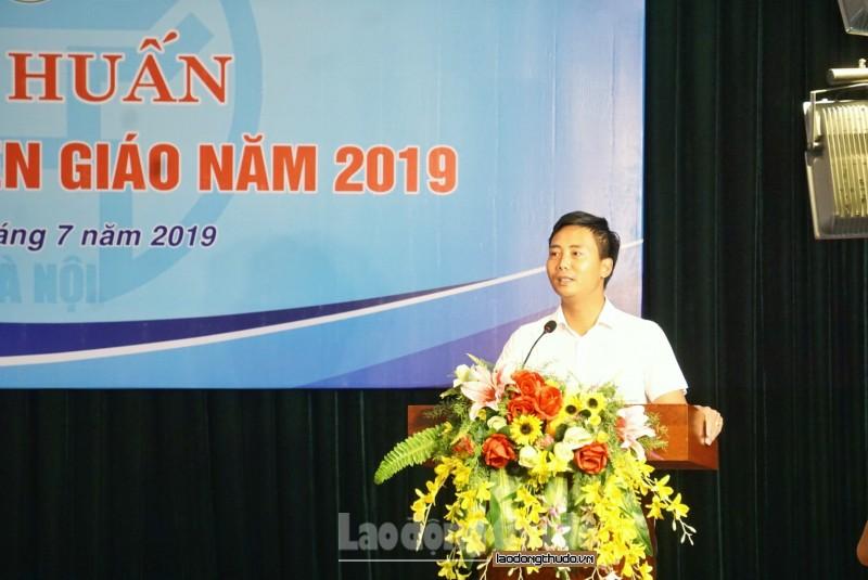 gan 500 can bo doan tap huan nghiep vu cong tac tuyen giao nam 2019