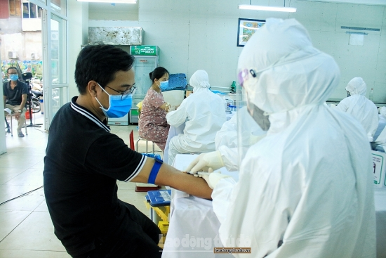 Tăng cường công tác phòng, chống dịch bệnh Covid-19