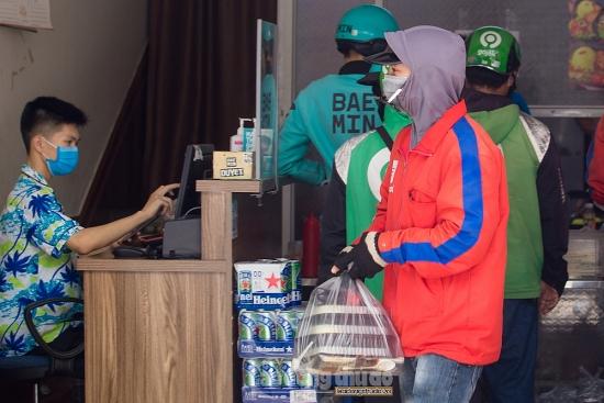 Hà Nội: Các địa phương không có ca F0 ngoài cộng đồng tính từ ngày 6/9 được mở cửa hàng ăn uống bán mang về