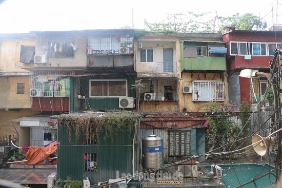Khắc phục tồn tại, hạn chế để đẩy mạnh cải tạo, xây dựng lại chung cư cũ