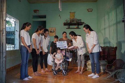 Amway Việt Nam đồng hành cùng Hoa hậu Thế giới Việt Nam 2019 trong hành trình Người đẹp Nhân Ái
