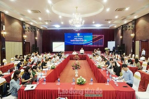 Hội nghị truyền thông về việc làm khu vực phía Bắc năm 2019