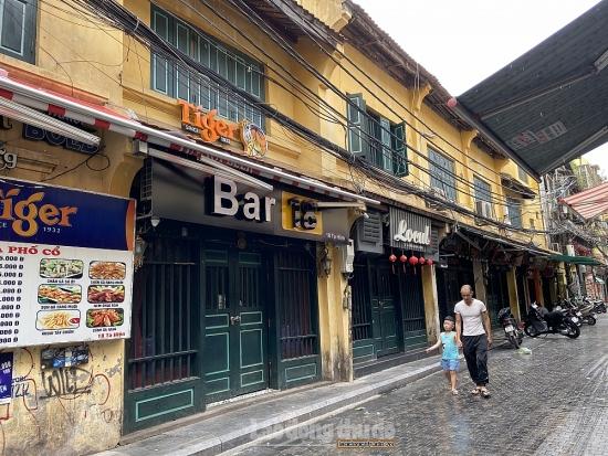 Đồng loạt quán bar, karaoke tạm dừng hoạt động phòng dịch Covid-19