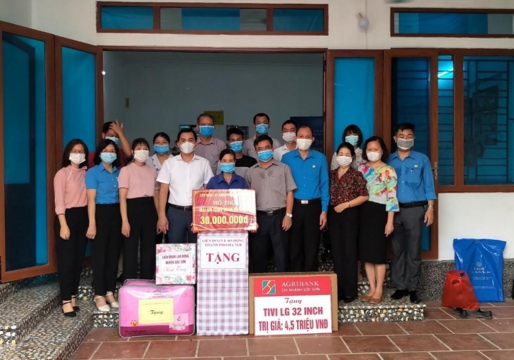 Huyện Sóc Sơn: Phát huy hiệu quả hoạt động của các tổ chức chính trị - xã hội