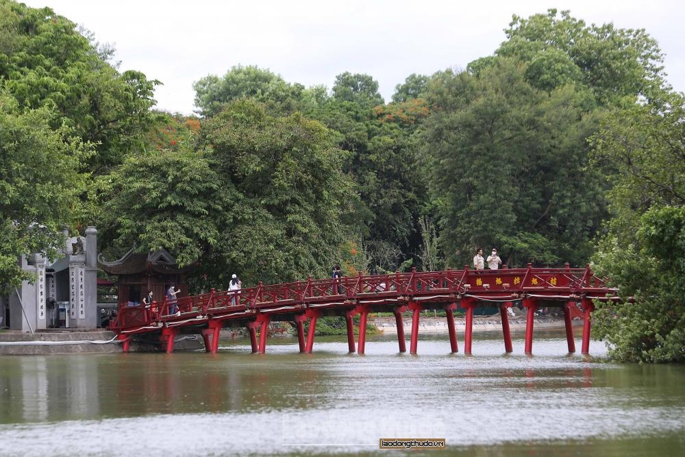 Nhiều điểm vui chơi tại Hà Nội