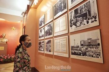 Cận cảnh ngôi nhà 48 Hàng Ngang, nơi Bác Hồ soạn thảo