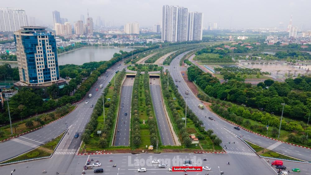 Kỷ niệm 13 năm mở rộng địa giới hành chính Thủ đô Hà Nội (1/8/2008 - 1/8/2021):