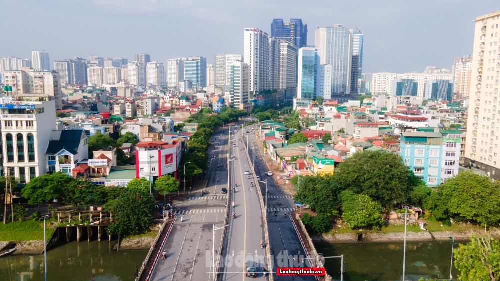 """Nghiên cứu khả năng phát triển mô hình """"Thành phố trong Thành phố"""""""